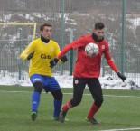 FC Písek - SS Ostrá 1:1