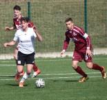 FC Písek B - FK Spartak Soběslav 1:1