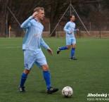 FK Protivín - Jiskra Třeboň 2:0