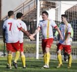 TJ Kestřany - FK Junior Strakonice 0:7