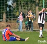 Sokol Bernartice - FC ZVVZ Milevsko B 2:1