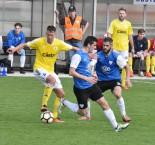 FC MAS Táborsko B - FC Písek 0:1
