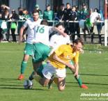 SK Jankov - FK Motorlet Praha 2:1