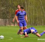 FK Olympie Týn n. Vltavou - TJ Hradiště 1:1