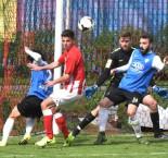 FC MAS Táborsko B - SK Viktorie Jirny 3:1