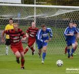FK Olympie Týn n/Vlt. B - SK Mladé 0:2