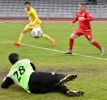 FC Písek B - Sokol Želeč 1:3
