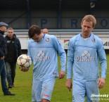 FK Protivín - FK Olešník 1:1