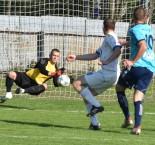 SK Otava Katovice - FC ZVVZ Milevsko 0:2