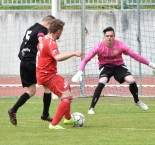FC Písek B - Centropen Dačice 3:0