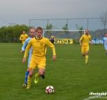 Sokol Želeč - FK Protivín 1:0