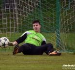 SK Ševětín - FC Písek B 0:2