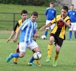 FC ZVVZ Milevsko - SK Rudolfov 3:3