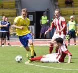 FC Písek - SK Viktorie Jirny 0:1