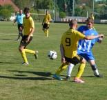 FC Chýnov - FK Meteor Tábor 1:0