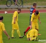 FK Spartak Soběslav - Sokol Želeč 1:0
