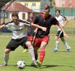 SK Čtyři Dvory - SK Slavia ČB 1:2