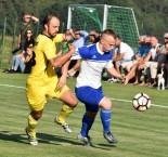 Sokol Želeč - TJ Hluboká n. Vlt. 2:0