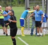 FC Písek - SK Benešov 2:2, pen. 4:5