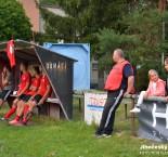 Spartak Trhové Sviny - Sokol Bernartice 1:2