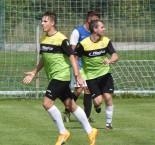 TJ Osek - FC MAS Táborsko B 2:3