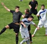 Jiskra Třeboň - FK Olešník 0:4
