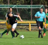 Lokomotiva ČB - Tatran Prachatice 2:2
