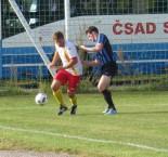 FC Velešín - FK Junior Strakonice 1:5