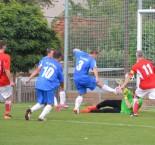 FC Chýnov - FC ZVVZ Milevsko