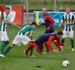 Malše Roudné - Spartak Soběslav 0:0, pen. 1:4