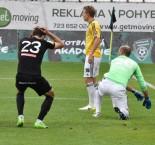 1.FK Příbram - SK Dynamo ČB 1:0