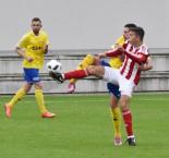 FC Písek - SK Viktorie Jirny 1:0