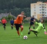 Šumavan Vimperk - FC Velešín 4:1