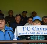 FC Chýnov - Sokol Bernartice 4:1