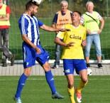 FC Písek - Jiskra Domažlice 1:1, pen. 2:4