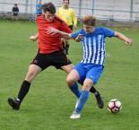 FK Vodňany - TJ Blatná 2:2