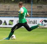 FC MAS Táborsko B - Jiskra Třeboň 2:0
