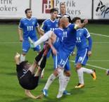 SK Dynamo ČB - MFK Vítkovice 6:0
