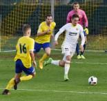 FC Písek - FC Fastav Zlín 0:2