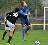 Lokomotiva ČB - SK Planá 0:1