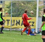SK Rudolfov - Jiskra Třeboň 0:3