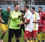 FK Junior Strakonice - FK Tatran Prachatice 2:0
