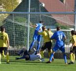 FC Chýnov - FK Meteor Tábor 2:2