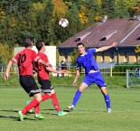 Šumavan Vimperk - SK Větřní 0:2