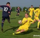 Sokol Želeč - FK J. Hradec 1910 6:2