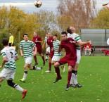 SK Vacov - Lokomotiva ČB 1:3