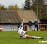 TJ Dražice - FC MAS Táborsko B 2:0