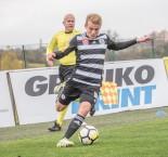Derby 2017/2018: FC MAS Táborsko - SK Dynamo České Budějovice 0:0