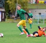 Šumavan Vimperk - FK Tatran Prachatice 1:0