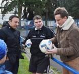 FK Junior Strakonice - SK Sedlec 2:2